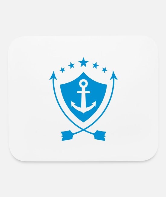 Boating Mouse Pads - Sailing - Boat - Sailor - Freedom - Mouse Pad white