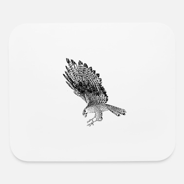 Bolt Action Fighting Falcon - Mouse Pad