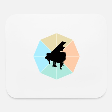 Piano Piano - Mouse Pad