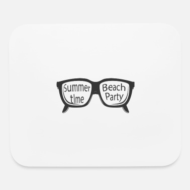 Icing summerfeelings summer sun beach holiday fun - Mouse Pad