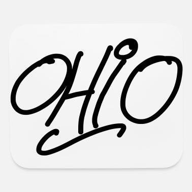 Ohio Ohio - Mouse Pad