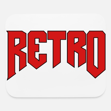 Retro Retro - Mouse Pad
