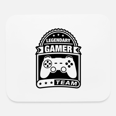 Controls legendary_gamer_team_wk1 - Mouse Pad