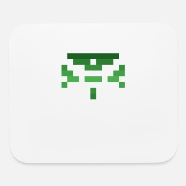 Shut Off Invader from Space: 11-bit, normal length, normal - Mouse Pad