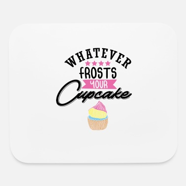 Baker Cupcake - Mouse Pad