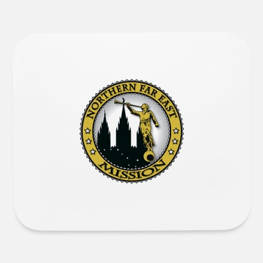 Far East Northern Far East Mission - LDS Mission Classic - Mouse Pad