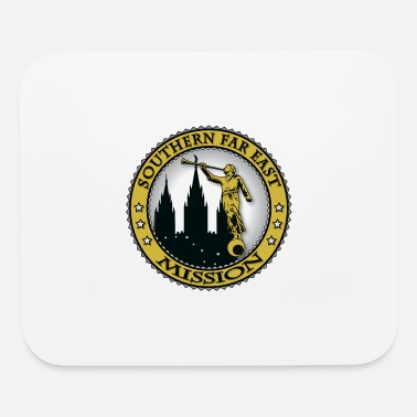 Far East Southern Far East Mission - LDS Mission Classic - Mouse Pad