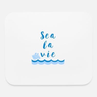 Sea La Vie - Mouse pad Horizontal