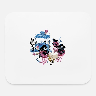 Under Water Under Water Criminal - Mouse Pad