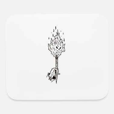 Torch torch - Mouse Pad