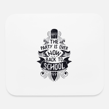 Back To School Back To School - Mouse Pad