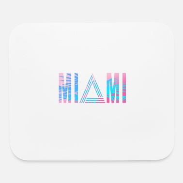South America Miami 80s - Mouse Pad