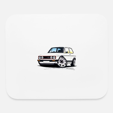 golf gti - Mouse Pad