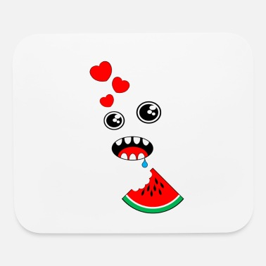 SUMMER I Love Summer Vibe Time Fresh Watermelon - Mouse Pad