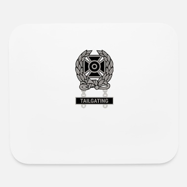 Tailgating Tailgating Badge - Mouse Pad