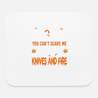 Kitchen Knives Knives And Fire - Mouse Pad