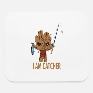 GROOT-I AM CATCHER - Mouse Pad