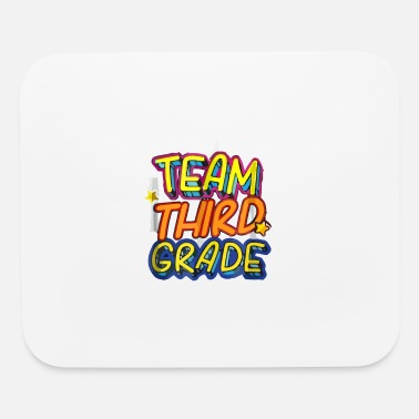 Team Third Grade Back To School - Mouse Pad