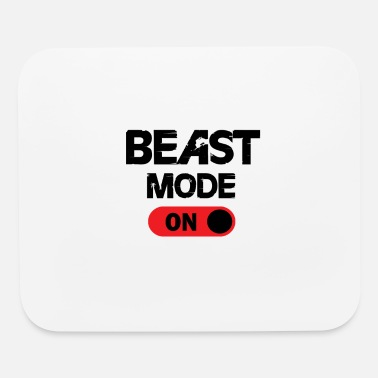 Beast THE BEAST ON - Mouse Pad