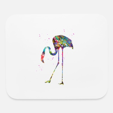 Flamingo - Mouse Pad