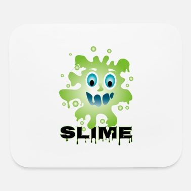 Rollenspiele Slime-monster - Mouse Pad