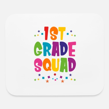 First First Grade Squad - Mouse Pad