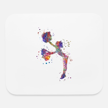Cheerleading Cheerleader - Mouse Pad