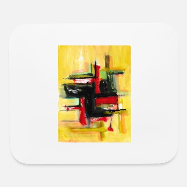 abstract painting t-shirt | abstract painting - Mouse Pad