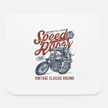Sportscar SPORT RACER - Mouse Pad