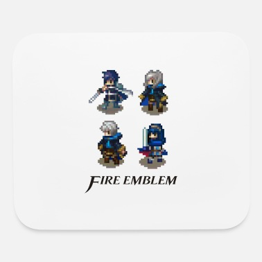 Fire Fire Emblem Awakening Sprites - Mouse Pad