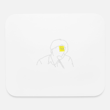 Phone On Phone - Mouse Pad