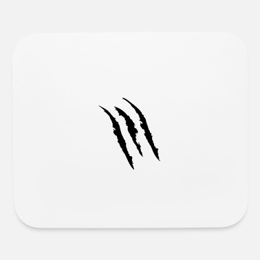 Mark Something Claw Marks - Mouse Pad