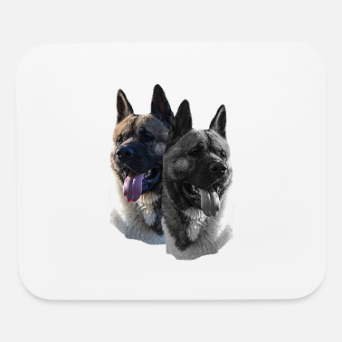 Dog Lover Dogs,Dog lover, Akita Inu,Dog lover,Dog owner,Dog - Mouse Pad