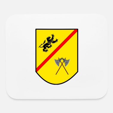 Coat Coat of arms - Mouse Pad