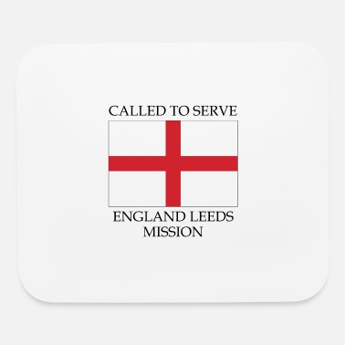 Mission England Leeds LDS Mission Called to Serve Flag - Mouse Pad