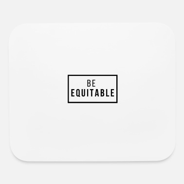 Equitation be equitable - Mouse Pad