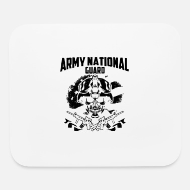 Army National Guard Army National Guard shi - Mouse Pad