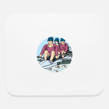 Row Sport - Mouse Pad