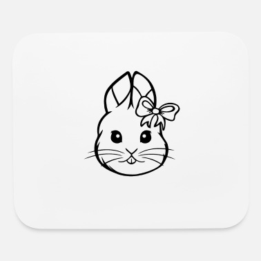 Funny Rabbit Funny Rabbit - Mouse Pad