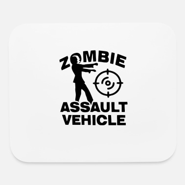 Vehicle Zombie assault vehicle - Mouse Pad