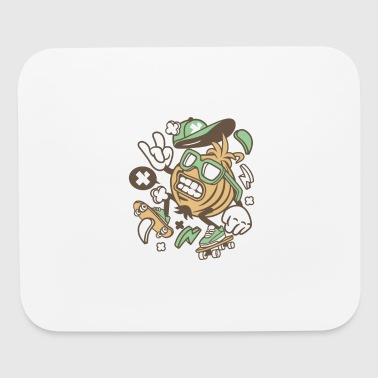Onion Skater - Mouse pad Horizontal