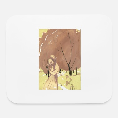 Idyll couple - Mouse Pad