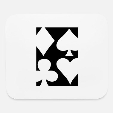 Pik Poker | Spade Heart Pik Diamond Casino Cards Gift - Mouse Pad