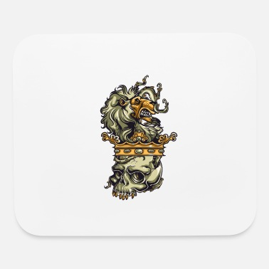 Coat Of Arms Lion Family Coat of Arms - Mouse Pad