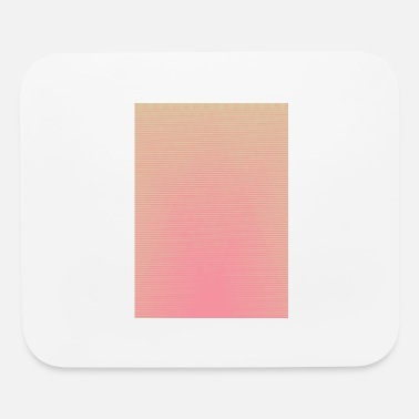Base Line Cool Pink Lines - Mouse Pad
