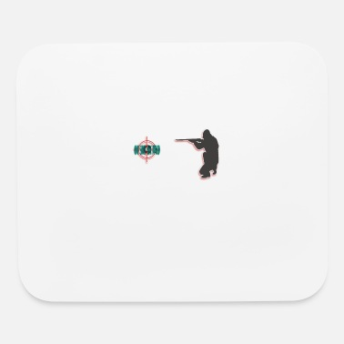 ONE SHOT ONE KILLED - Mouse Pad