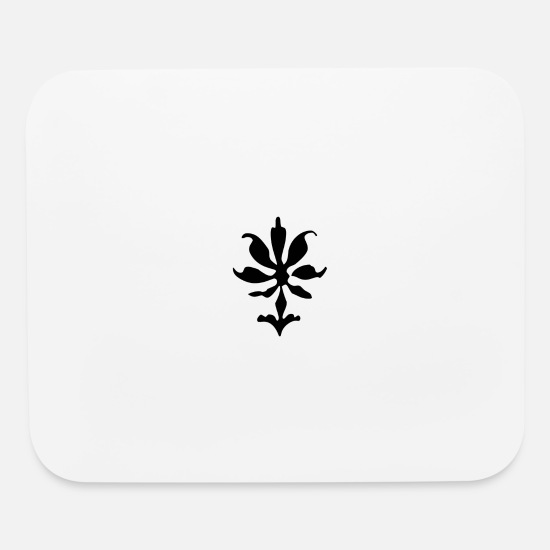 Stylish Mouse Pads - Motive - Mouse Pad white