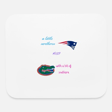 Florida northern southern mixed - Mouse Pad