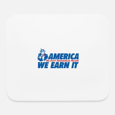 Wealth WEALTH EARN IT - Mouse Pad