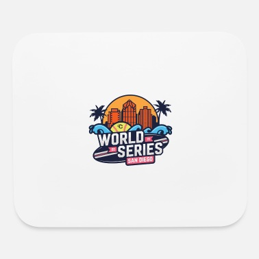 World Series World series San Diego - Mouse Pad